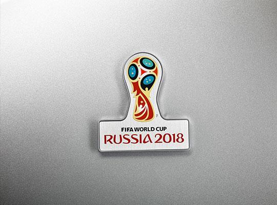 EMBLEMA EXCLUSIVO COPA DO MUNDO FIFA